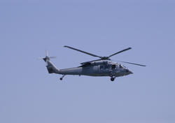 2668-SH-60 Seahawk Helicopter