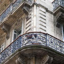 2783-french iron balconies