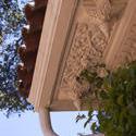 2538-Hearst Castle Soffit Ornamentation