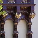 2539-Hearst Castle Window Details