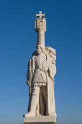 2650-Juan Rodriguez Cabrillo Statue