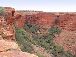 2910-kings canyon cliffs