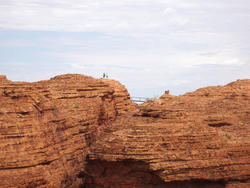 2911-kings canyon rock structure