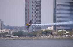 2700-red bull plane