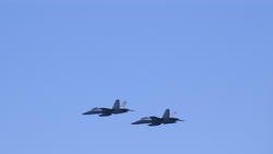 2709-Two Super Hornets
