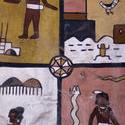 3113-native american paintings