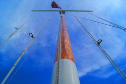 3674-Ships Mast III
