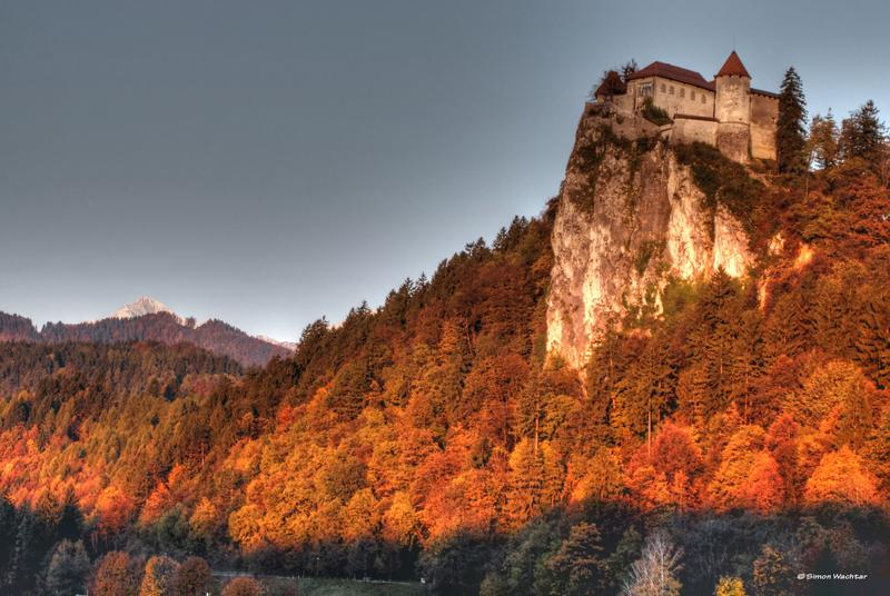 <p>@Bled (View on a Bled castle)</p>