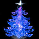 3604-glowing tree ornament