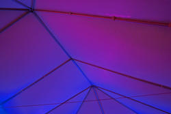 4250   colorful tent roof