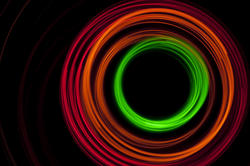 3547-abstract concentric