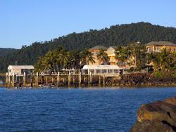 3417-coral sea resort