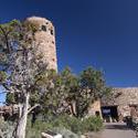 3036-Desert watchtower