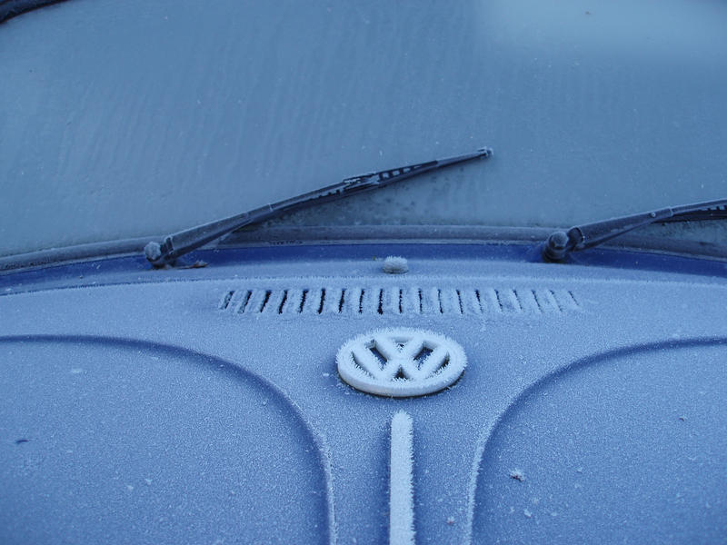3432-frozen classic VW
