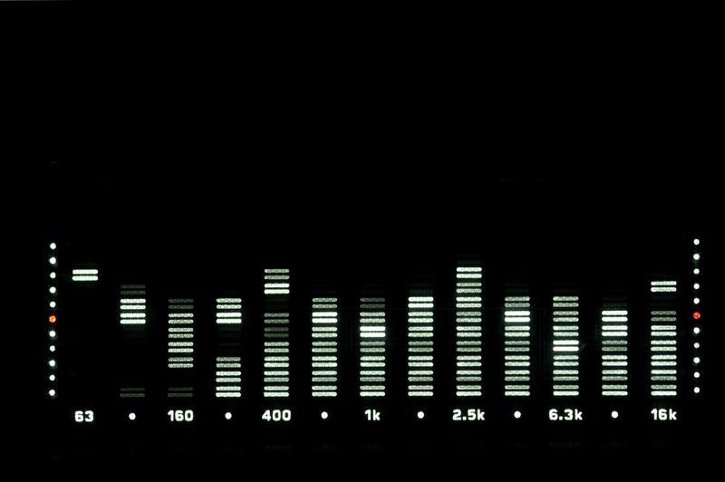 4010-audio level display