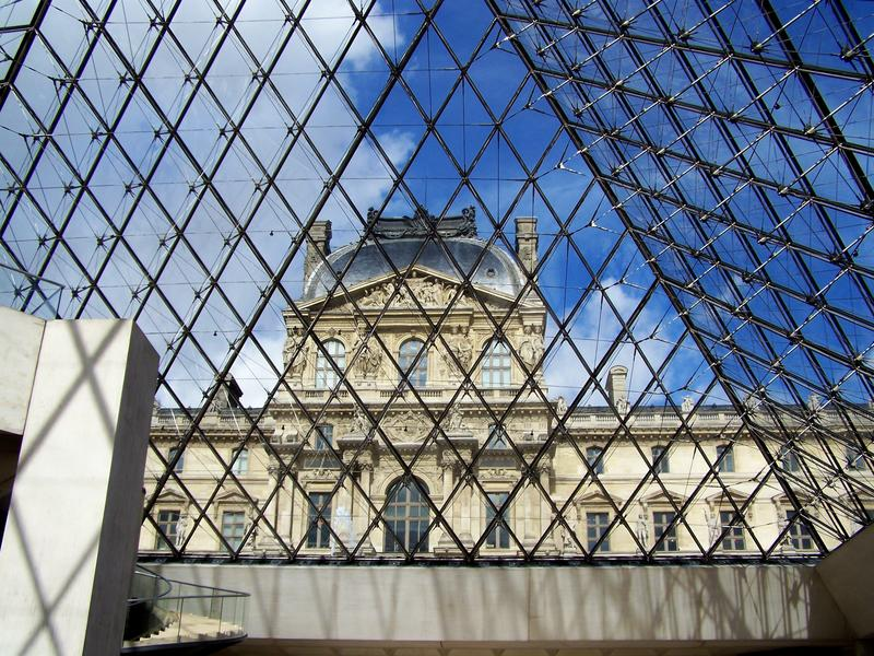 <p>The Louvre, Paris</p>