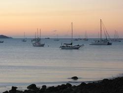 3318-muddy bay sunset