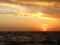 3382-sunset sky