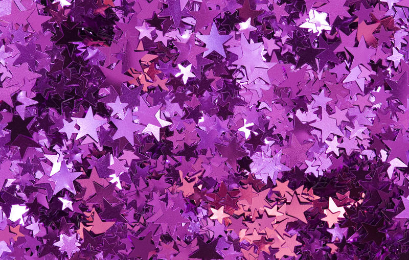 3623   metallic star background