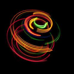 3577-glowing arcs