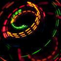 3580-spinning light