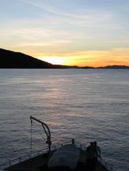 3327-sunset voyage