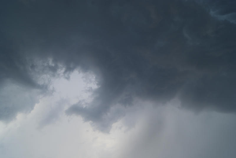 <p>Thunderstorm Clouds</p>Storm clouds moving in