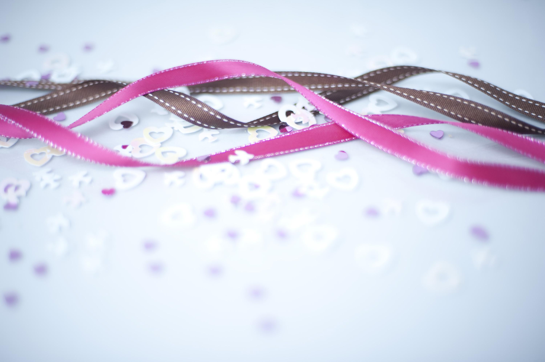 Free Stock Photo 3824-wedding ribbons | freeimageslive
