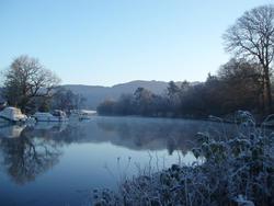 3522-windermere winter morning