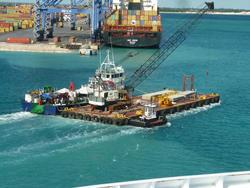 4793   crane pontoon