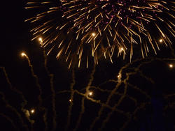 4767   firework display