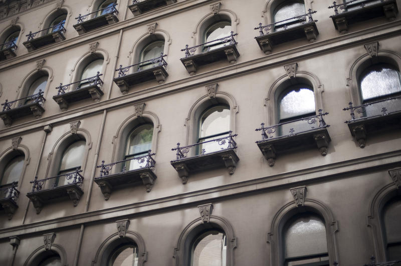 4568   ornate windows
