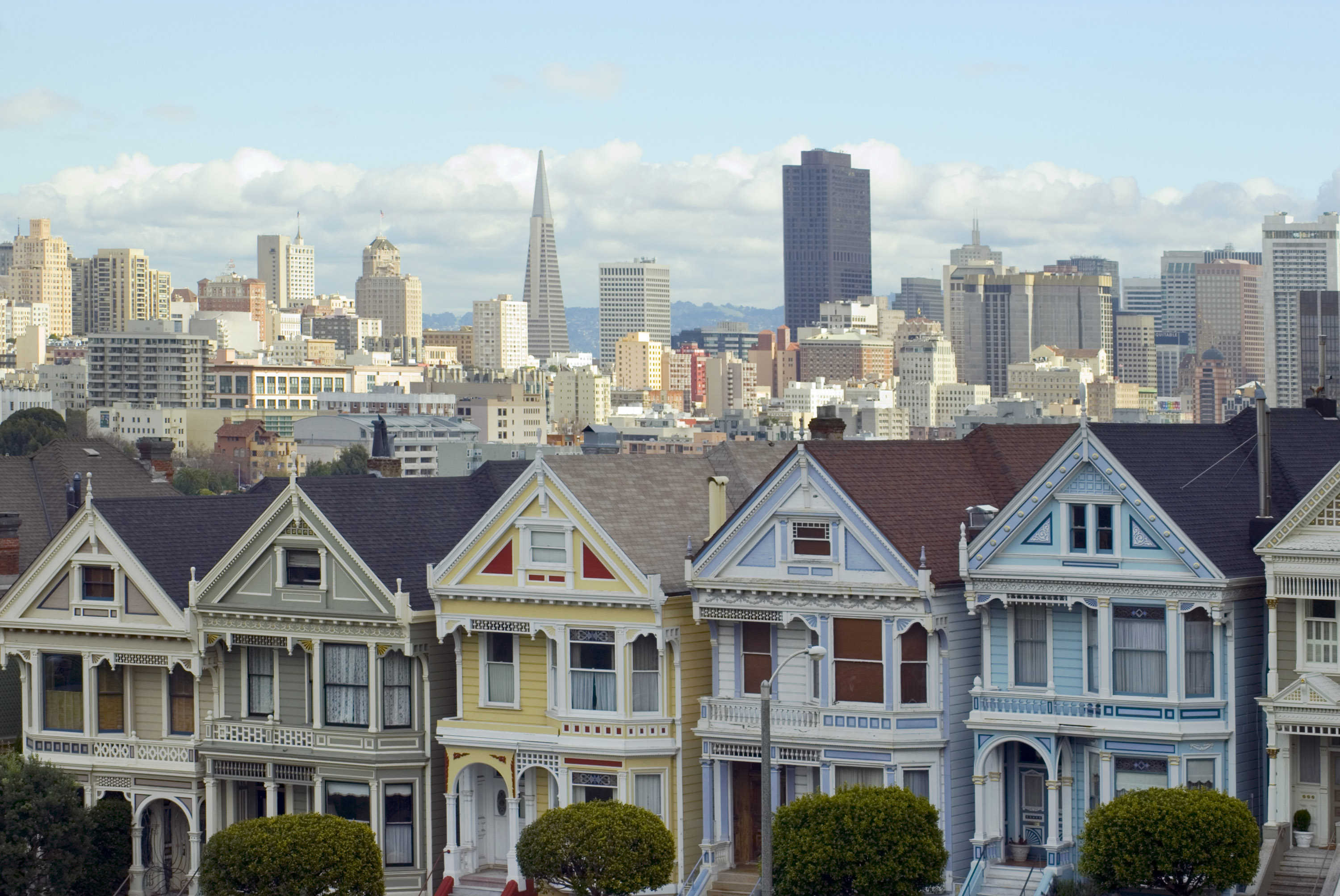 Free stock photo 5563 san francisco houses freeimageslive for Home in san francisco