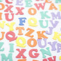 6951   Colourful alphabet background