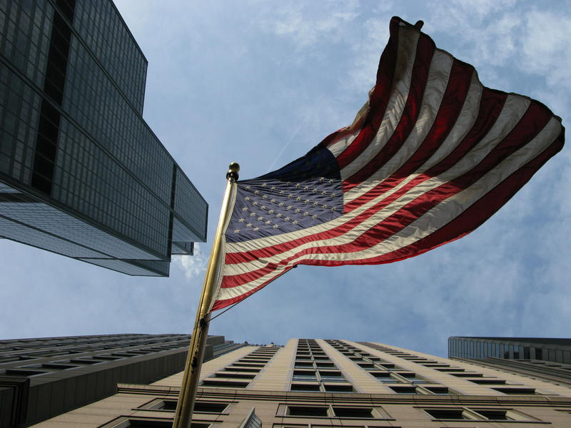 <p>AMERICAN FLAG (Chicago, USA)&nbsp;</p>