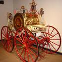 6674   Old Astoria fire cart