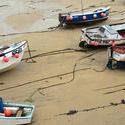 7264   Fishing boats, St Ives, Cornwall