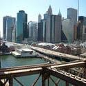 6647   View of Manhattan from Brooklyn Bridge