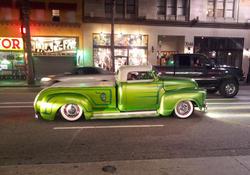 6174   car cruising hollywood