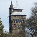 7564   Castle clock tower