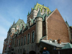 6710   Chateau Frontenac, Quebec, Canada