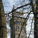 7567   Clock Tower on Cardiff Castle