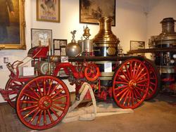 6675   Historic steam fire engine