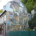 6716   Fresque du Petit Champlain, Quebec