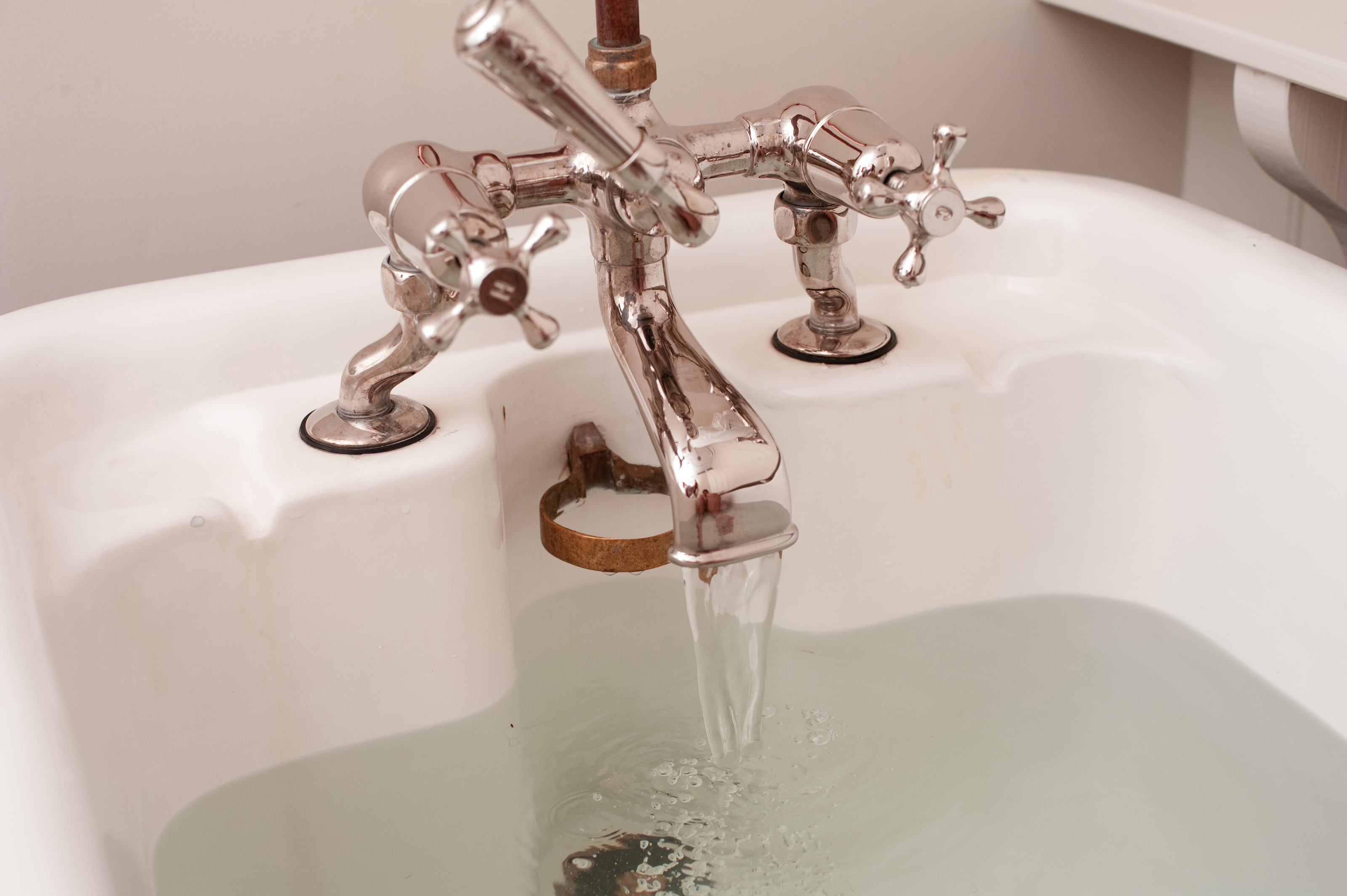 Old Fashioned Faucet