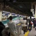 5992   Hayabusa Shinkansen Debut