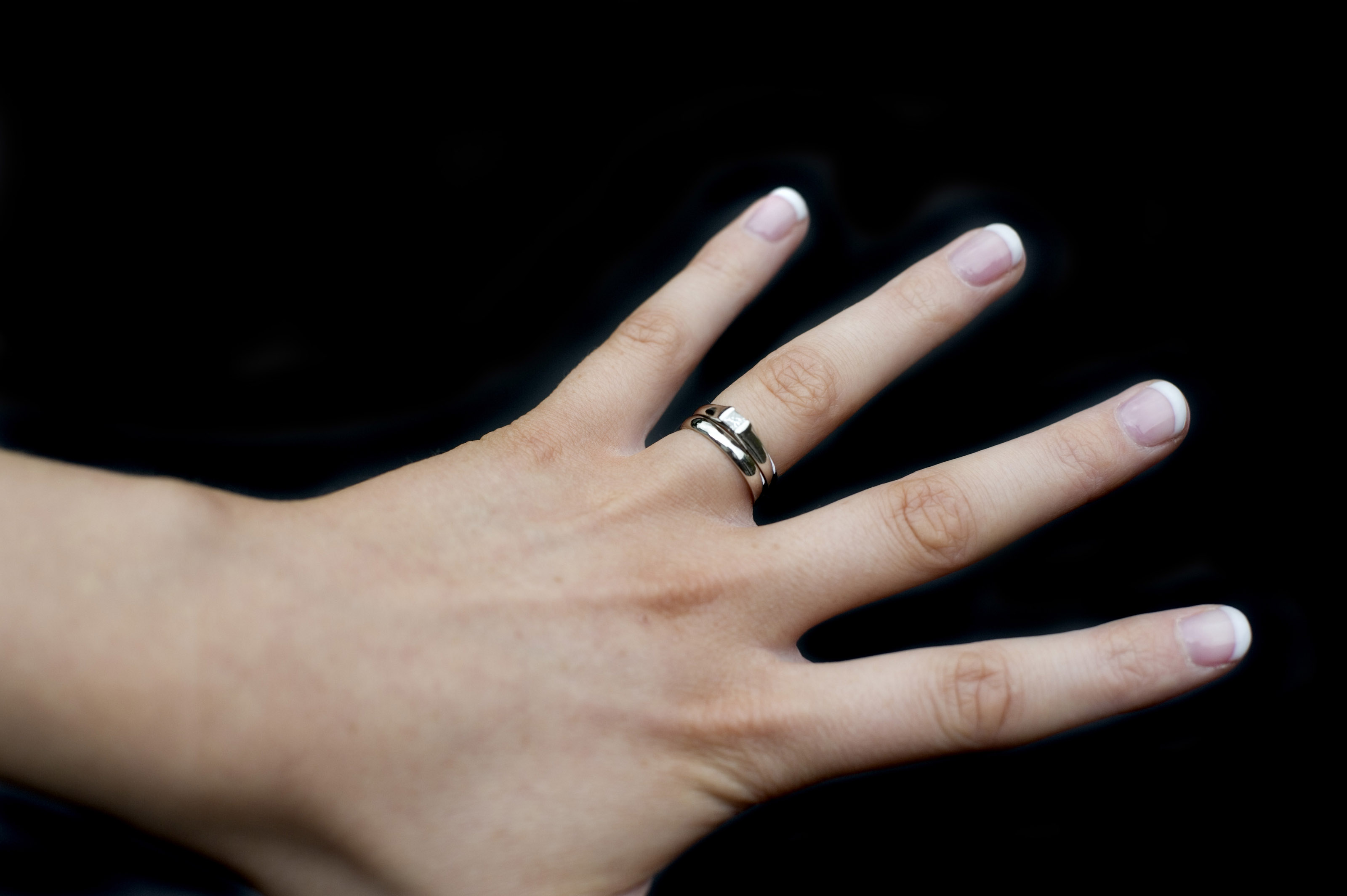 Wearing Engagement Ring On Right Hand After Divorce