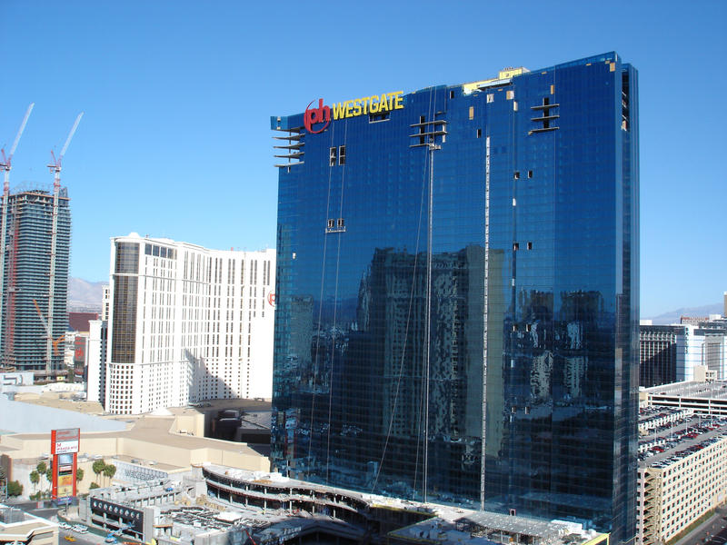 large construction projects in las vegas