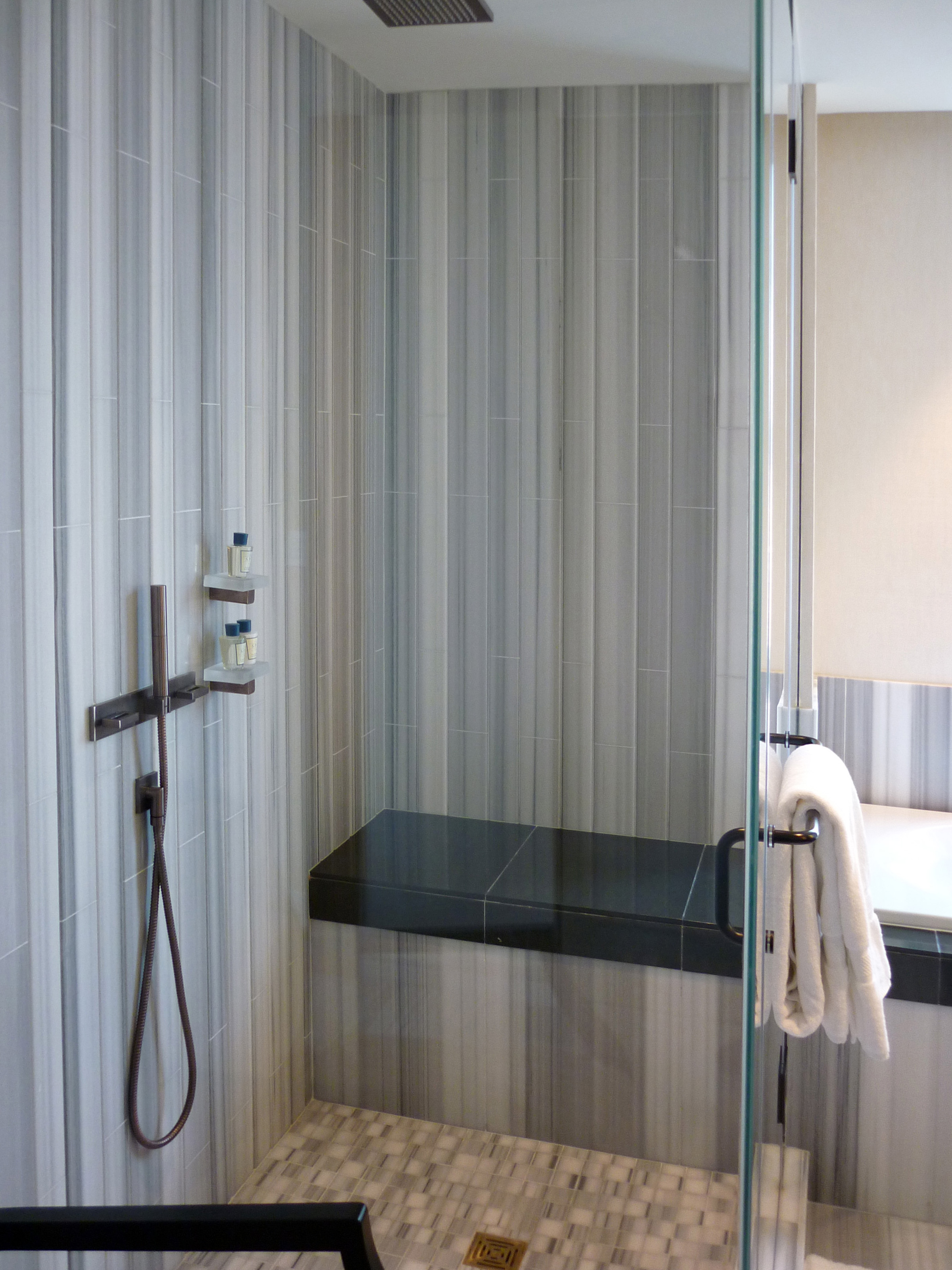 Free Stock Photo 6688 Modern shower cubicle | freeimageslive