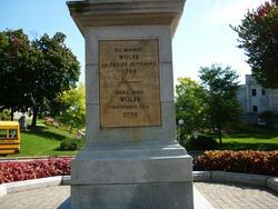 6729   Monument de wolfe